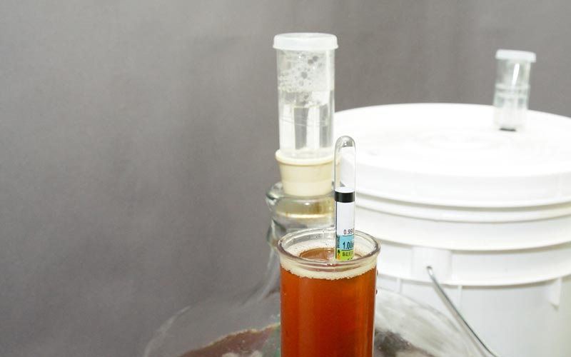 hydrometer home brewing