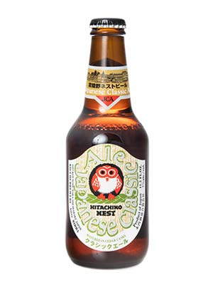 Hitachino-Nest-Japanese Classic Ale beer